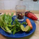 Zeleninu dobře opereme