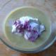Vichyssoise s česnekem kýlnatým