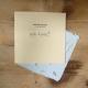 Ruční papír velký se semínky benediktu lékařského